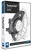TurboCAD Deluxe 2019 2D Design & 3D Modeling CAD Software for Windows