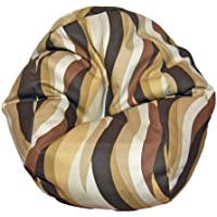 Ahh! Products Wavelength Latte Bean Bag Chair for Dolls