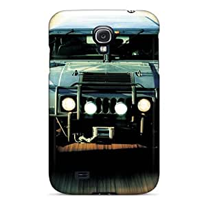 Scratch Resistant Hard Cell-phone Case For Samsung Galaxy S4 (NEn66pdfk) Support Personal Customs Attractive Hummer H1 Series