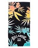 Billabong Waves Towel Black One Size