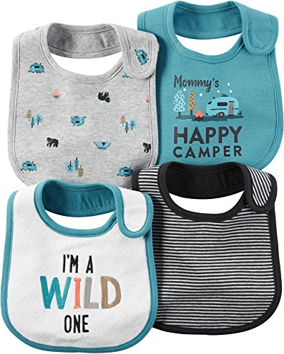 Carters Baby 4 Pack Happy Camper