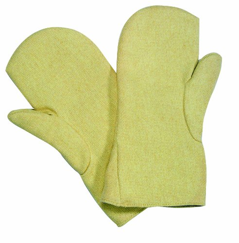Steel Grip TH250R-14F Reversible Thermonol High Heat Mitt, 14-Inch