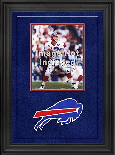 Football Buffalo Display Case (Sports Memorabilia Buffalo Bills Deluxe 8