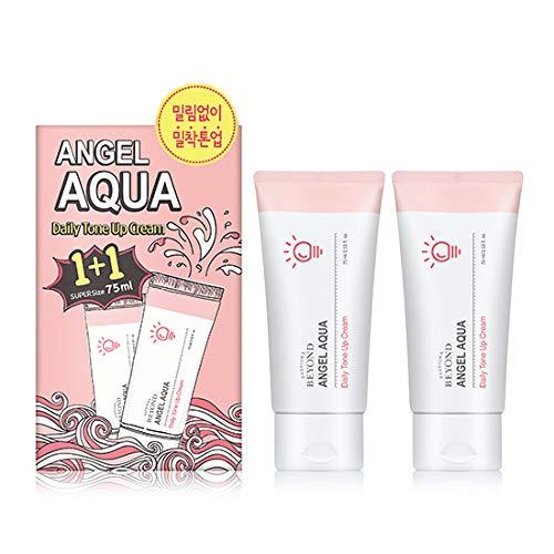 BEYOND Angel Aqua Daily Tone Up Cream 75ml x 2