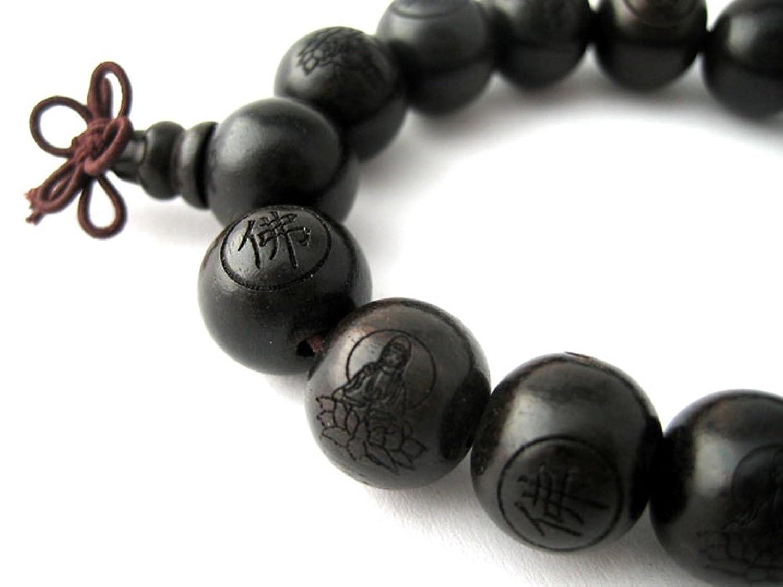 bracelet perle bois signification