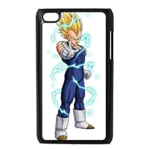 iPod Touch 4 Case Black Vegeta Phone cover Y4455508