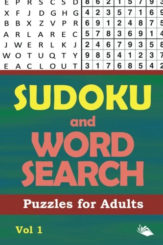 Best sudoku and word search puzzle books list