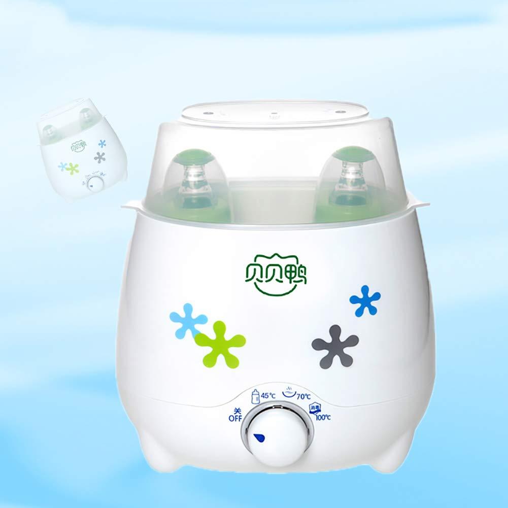 JCOCO Calentador de botella, esterilizador, función ...