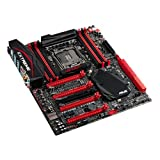 ASUS ROG Rampage V Extreme/U3.1 LGA2011-V3 DDR4 M.2 ACWiFi USB 3.1 Type A Intel X99 eATX Motherboard