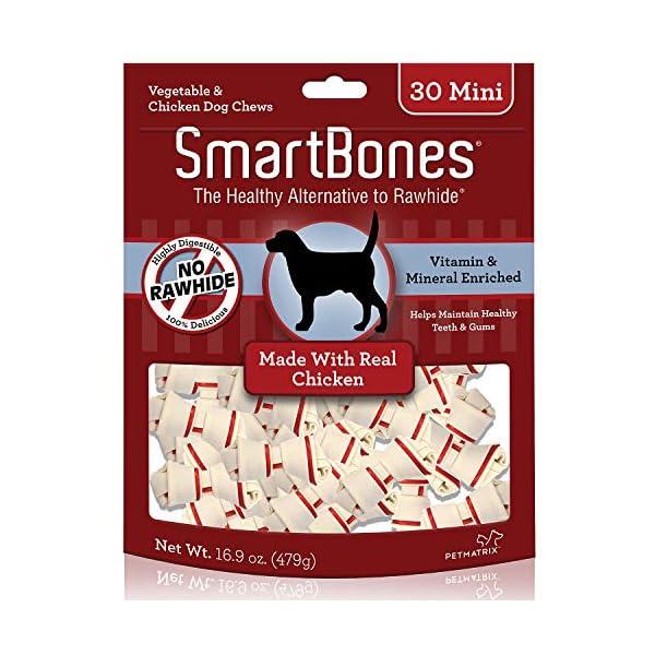 SmartBones Chicken Dog Chew 1