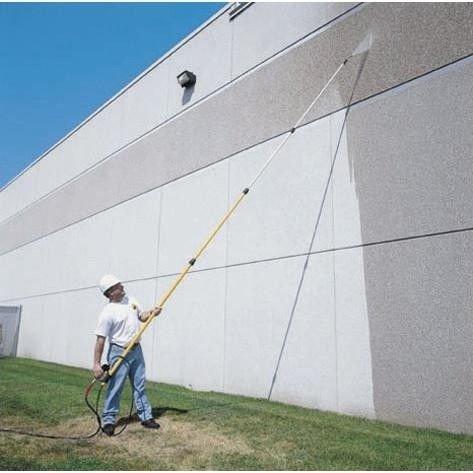 General Pump Shark 87105910 4000 PSI Telescoping Wand with Shut-Off Gun, 6-24-Feet