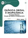 capa de Química Geral e Inorgânica. Princípios Básicos, Estudo da Matéria e Estequiometria