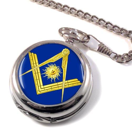Masonic Lodge Senior Deacon Full Hunter Pocket Watch - Buy
