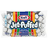 Jet Puffed Mini Marshmallows (16 oz Bags, Pack of 12)
