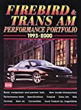 Firebird and Trans Am Performance Portfolio, 1993-2000, R. M. Clarke, 185520553X