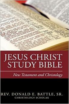 Jesus Christ Study Bible