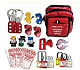 Electrical Lockout Tagout Pouch Kit