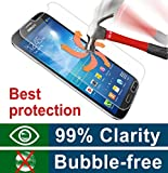 Perfect Premium Tempered Glass Screen Protector for Samsung Galaxy Mega 6.3 i9200 i9205 i527 L600 0.3mm Ultra Thin Protective Film 9H Hard & HD Clear