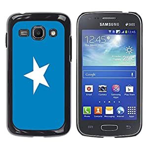 - Flag - - Hard Plastic Protective Aluminum Back Case Skin Cover FOR Samsung Galaxy Ace3 s7272 S7275 Queen Pattern