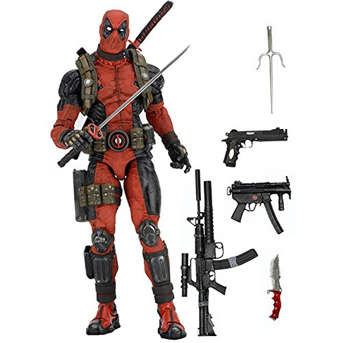 NECA Marvel Classics Deadpool Action