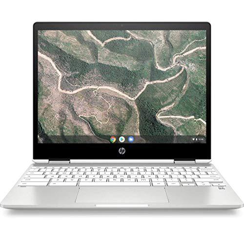 🥇 HP Chromebook x360 14b-ca0000ns – Ordenador portátil de 14″ FHD