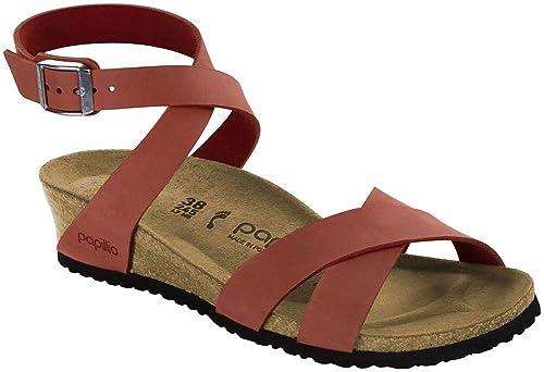 7de53f01e7 Women's Birkenstock, Lola Low Heel Wedge Sandals: Amazon.ca: Shoes &  Handbags