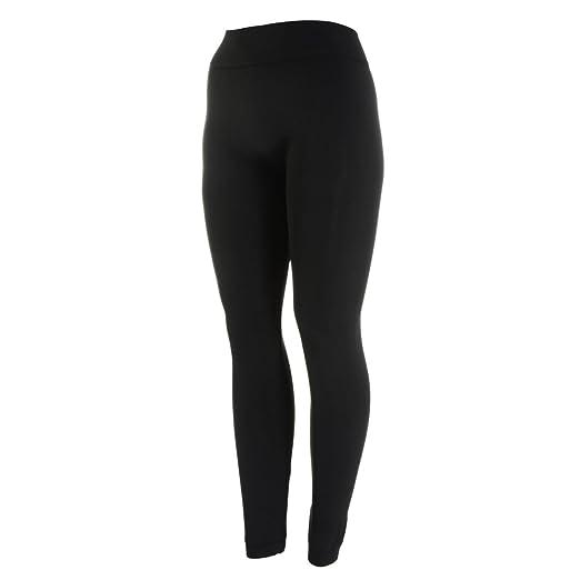 027b7093b5053 New Mix by New Kathy Ladies Leggings (Black) at Amazon Women's Clothing  store: