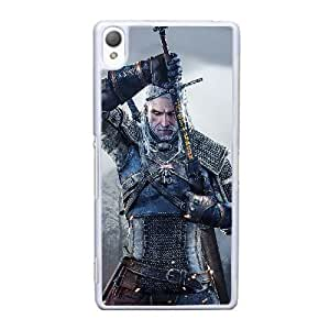 Sony Xperia Z3 Cell Phone Case White The Witcher 3 YT3RN2596698