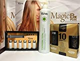 Tahe Magic Bx Effect Kits ( Cleansing Total Shampoo 800ml + Magic Bx 6x10 Ml + Magic Pack )