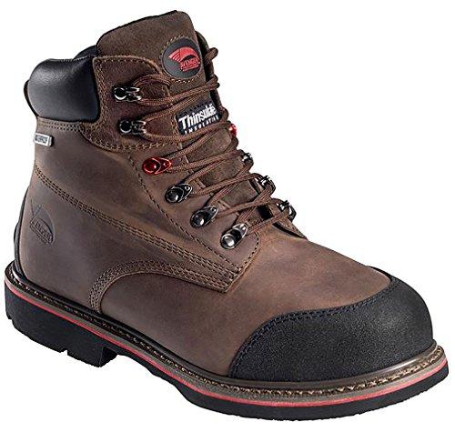 Avenger Safety Footwear Men's 7334 Steel Toe Insulated Pa...