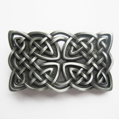 Celtic Knot Belt Buckle (Brand New)