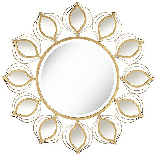 Park Round Mirror (Florin Gold 37