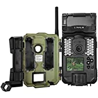 Spypoint LINK-S Verizon Solar Cellular Trail Camera, Camo
