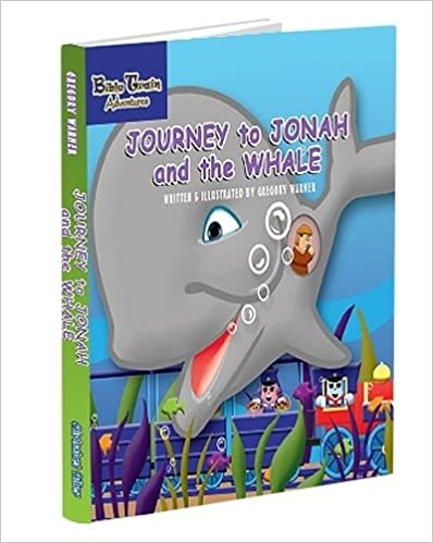 Journey to Jonah and the Whale (Bible Train Adventures)