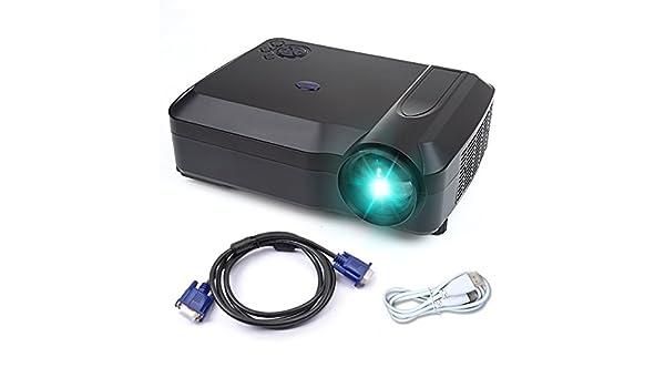 tophie® xpe650 HD Proyector 1280 * 768 Resolución 120 pulgadas ...