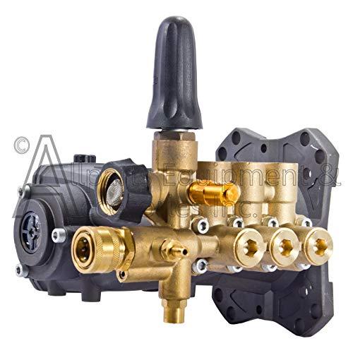 AAA Technologies Triplex Plunger Pump Kit 3800 PSI at 3.5 GPM