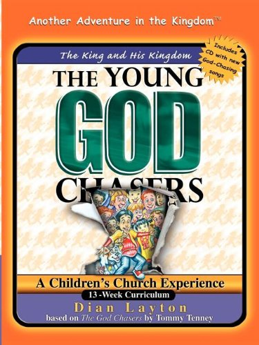 Download The Young God Chasers: The King and His Kingdom pdf epub