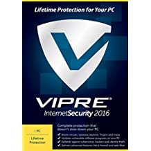 ThreatTrack Security VIPRE Internet Security 2016 - PC Lifetime