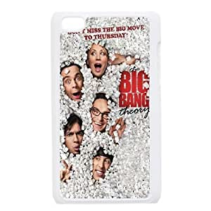 Big Bang Theory Poster iPod Touch 4 Case White Exquisite gift (SA_540318)