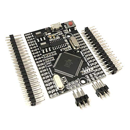 MEGA 2560 PRO Embed CH340G/ATMEGA2560-16AU Chip with Male Pinheaders  Compatible for Arduino Mega2560 Module