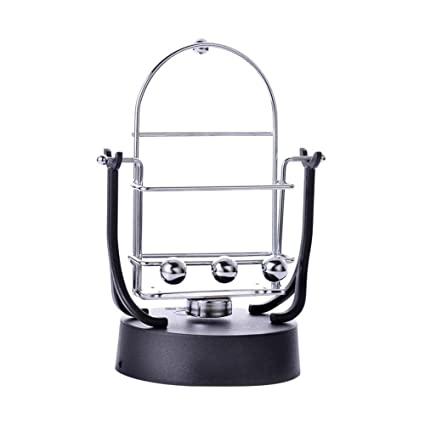 Mobile Phone Holders & Stands Hearty Novel Revolving Swing Balance Ball Phone Holder Amount Perpetual Motion Physics Intelligent Automatic Pedometer Phone Holder Cellphones & Telecommunications