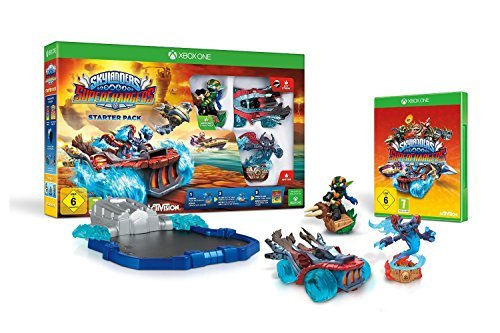 Skylanders Superchargers: Starter Pack (Xbox One) (UK IMPORT) by Activision