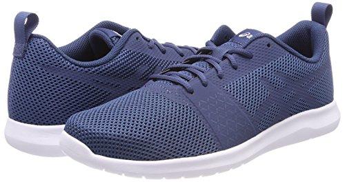 dark Asics 4949 Homme Bluedark Kanmei Bluewhite Chaussures Running De Mx Bleu r01pq0vaR