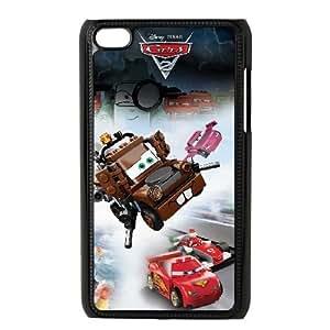 Cars 2 iPod Touch 4 Case Black NKZHIQQ0152