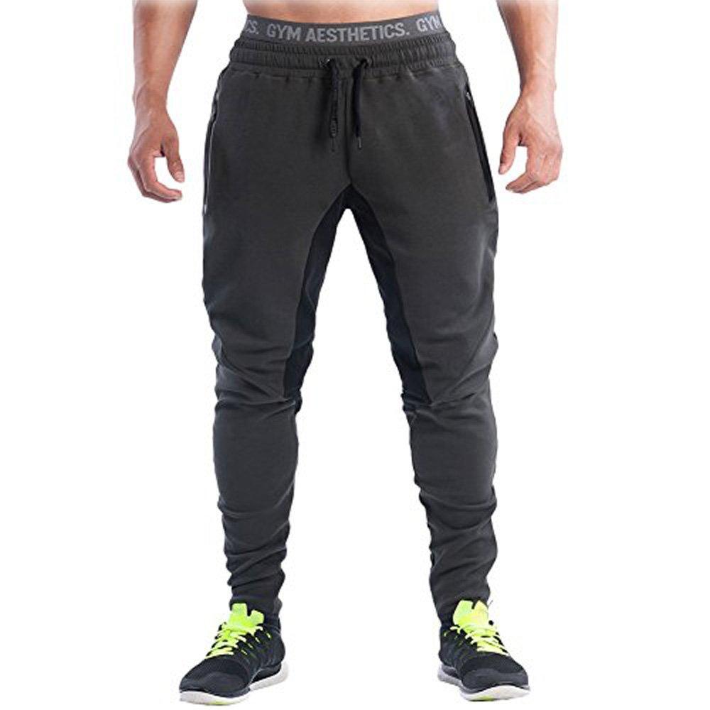 Men's Joggers Pants Gym Sport Training Pants Fitness Running Trousers CIXIZHUSHUI CIXIZS03