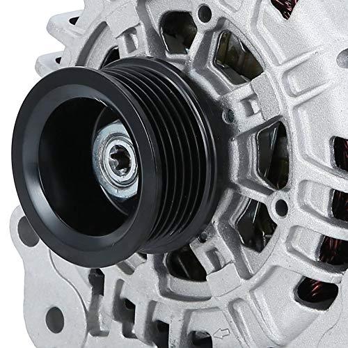 Pieza de Repuesto para generador de alternador automático para automóviles Audi 021903025K Accesorio Gris Plateado: Amazon.es: Hogar
