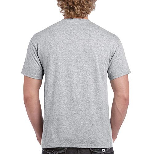 Gildan Men's 10-Pack Heavy Cotton Adult T-Shirt (G5000)