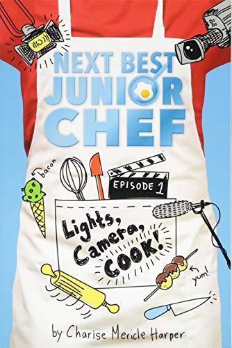 Lights, Camera, Cook! (Next Best Junior Chef) ()