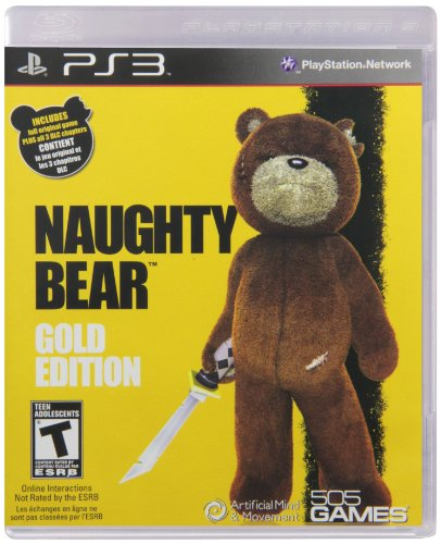 naughty bears - 1