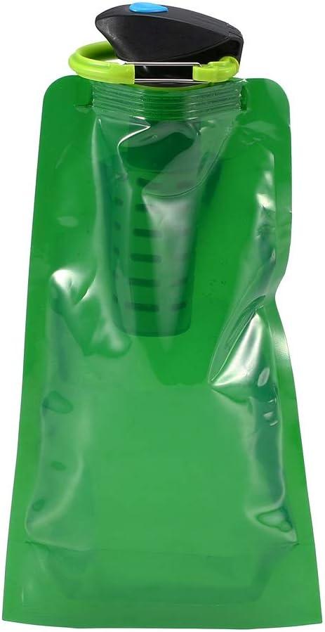 Desconocido Botella de filtración de Agua de 750 ml con mosquetón ...